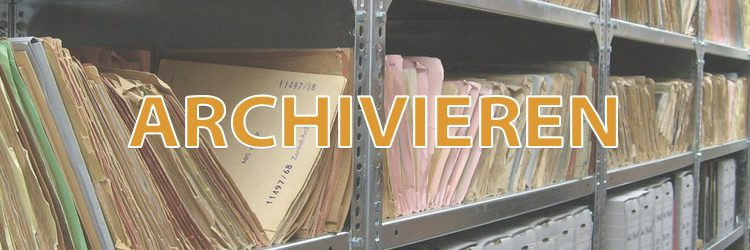 Archivieren